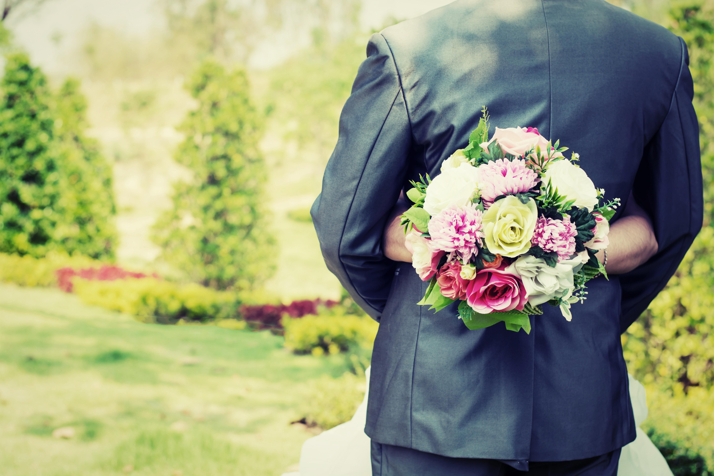 d9684888e58d Lo último en la moda  Flores para bodas Millenialls