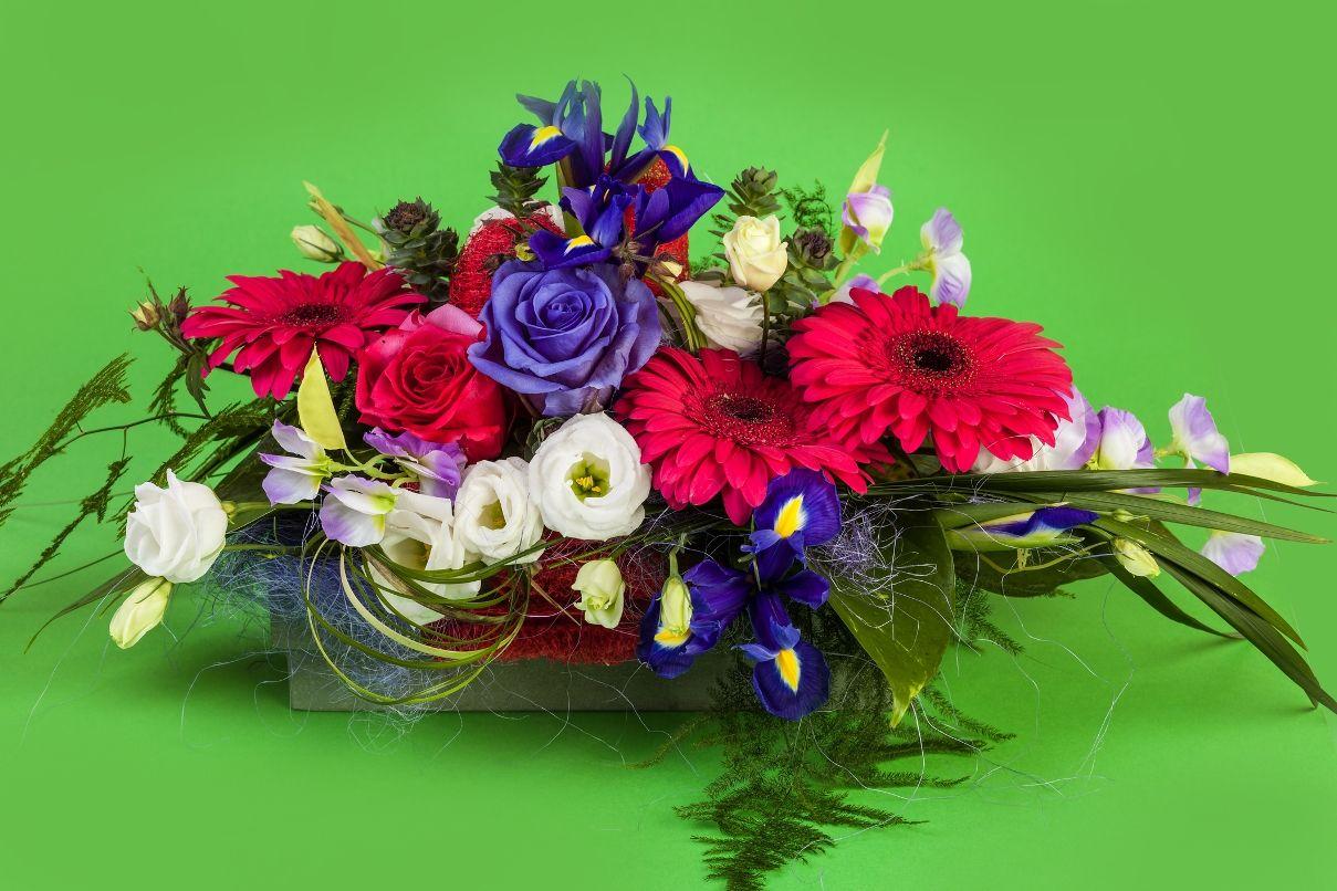 Tendencias De Envío De Arreglos Florales Para San