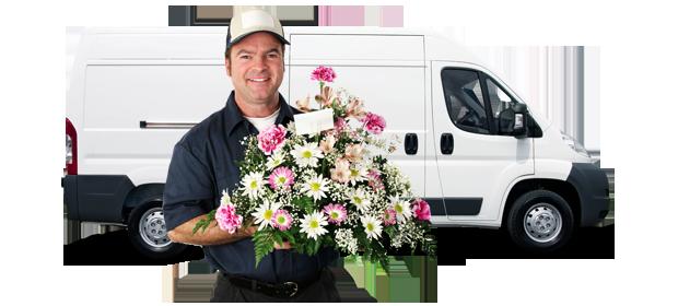 Resultado de imagen de entrega flores