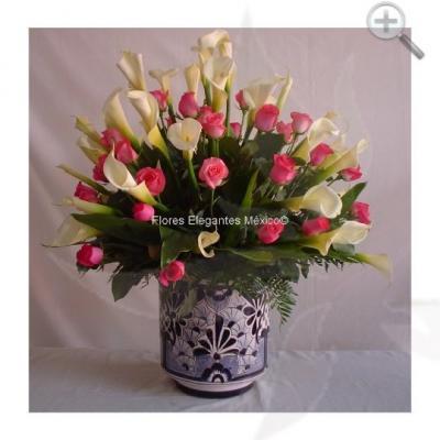 Arreglos Florales De Alcatraces