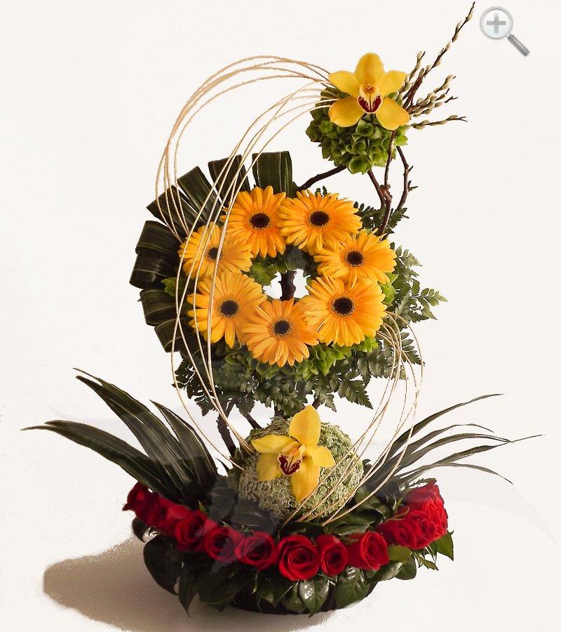Arreglos Florales Para El 10 De Mayo